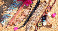 Boho & ethnic δημιουργίες από τη σχεδιάστρια κοσμημάτων Αντωνία Καρρά Δώστε στιλ και χαρακτήρα στα χέρια σας.