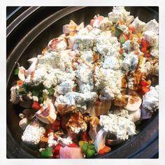 Multicooker, I Love Food, Paella, Slow Cooker Recipes, Cobb Salad, Potato Salad, Bbq, Food And Drink, Bakery