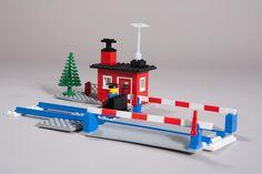 LEGO 146, Bahnübergang, 70er Jahre