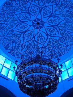 A Moroccan culture by Saschenka, via Flickr #blue