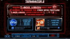 TERMINATOR 2 Cyberdyne Systems Model 101 has a new mission. And it's going to be every inch the blockbuster. Expect sparks to fly in this spectacular five-reel, 243 ways-to-win online slot.You can find it at CasinoRewardsGroup.