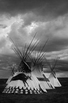 Blackfoot Tipis n.d.