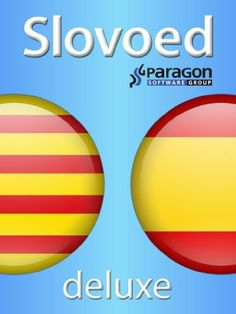 Slovoed Deluxe Catalan-Spanish dictionary (Slovoed dictionaries) (Catalan Edition) by Paragon Software Group. $8.85
