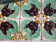 Museu Bordalo Pinheiro - Azulejos