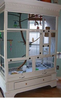 25 upcycled furniture ideas the cottage market upcycled furniture - Old Entertainment Centers On Pinterest Entertainment