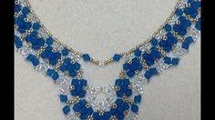 V Shape Necklace - YouTube
