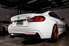 BMW 435i -Meisterschaft Exhaust whiteman_zombie@yahoo.com Fauzan_indra_p@yahoo.com