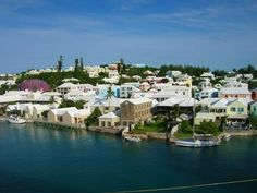 St George, Bermuda - Enjoyed a tour here.