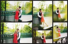 Rochester Michigan engagement session