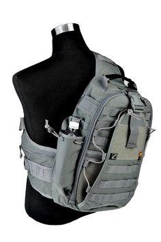 J-Tech Tactical Gear City Ranger Shoulder Pack