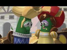 VeggieTales: The Wise and Foolish Builders - YouTube