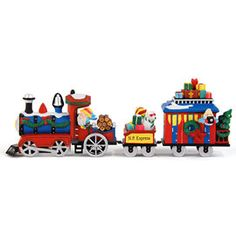 "Department 56: Products - ""North Pole Express"" - View Accessories"
