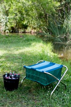 How-To: DIY Camping Chair #camping #DIY
