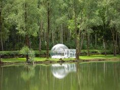 Inflatable Bubble Tent   Transparent PVC House  Http://www.glamping Tent.com/portfolio_page/bubble Hotel In The Open Air/ |  Concept Housing | Pinterest ... Gallery