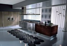 I feel like this is something out of a movie! #kitchen