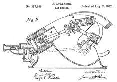 The Atkinson Engine.
