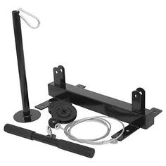 CEILING MOUNTED LAT PULL DOWN CABLE PULLEY MACHINE HOME MULTI GYM/WORKSTATION