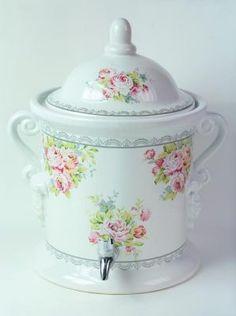 ceramic drink dispenser - oh my!