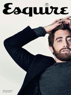 Jake Gyllenhaal and.....his beard <3
