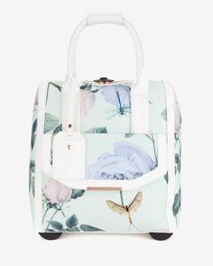 Distinguishing rose travel bag - Mint | Bags | Ted Baker