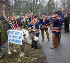 """""""COP21: How climate change is destroying the Sami way of life in Scandinavia, By James Tennent October 31, 2015: Herding reindeer is by far the Samis' most well-known cultural preoccupation"""""""