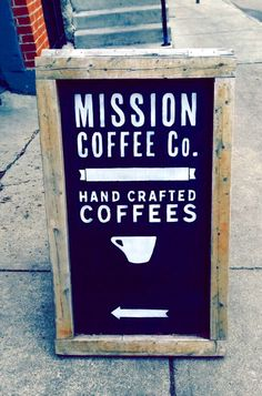 Mission Coffee Co. Columbus Oh short north