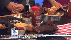 If you're in the mood for barbeque this weekend, food Columnist Vince Press shared some of the best baby back ribs in town Friday morning on Good Day Rochester.