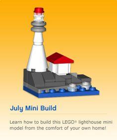 LEGO Monthly Mini Model Build: July 2011 – Smashing Bricks