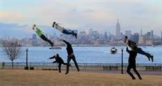 Flying People of New York City - Bing Images