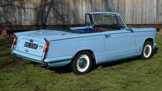 1967 Triumph Herald 1200 convertible