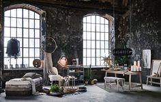 Weihnachtsdeko: Wohnzimmer wie aus dem Bilderbuch