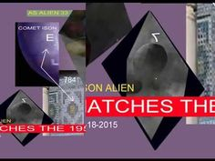 PT 3 ANCIENT TEMPLE MOUNT ALIENS & U F O IN ENLARGED PYRAMID 7 FORM OF C...
