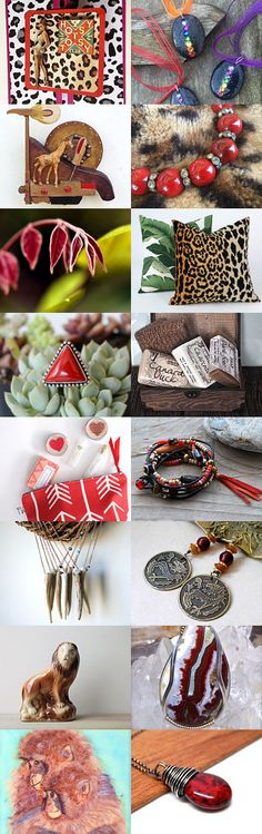 Welcome To The Jungle by Jacquelyn on Etsy--Pinned+with+TreasuryPin.com