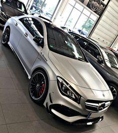 Mercedes-AMG CLA45 C117
