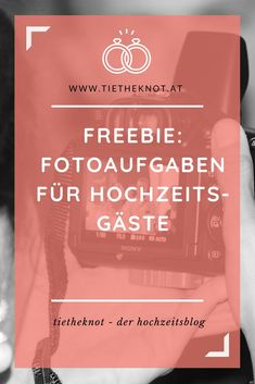 Photo Tasks for the Wedding: Funny Tasks for Your Wedding Guests - Hochzeit Fotos Ideen (Polaroid, Fotowand & Photo Booth) - Basteln Wedding Favors, Wedding Events, Wedding Gifts, Funny Tasks, Event Planning, Wedding Planning, Wedding Guest Style, Seating Plan Wedding, Engagement Ring Cuts
