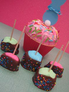 Chocolate Covered Bunny Butts  #Easter, #Peeps, #chocolate, #bunny