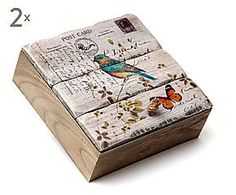 cuadros vintage para living - Buscar con Google Diy Altered Books, Altered Boxes, Decoupage Box, Decoupage Vintage, Dyi Decorations, Shabby Chic Boxes, Pretty Box, Painted Boxes, Vintage Box