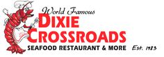 Dixie Crossroads has been serving great tasting seafood, char-grilled steaks, prime rib, chicken, fresh salads and their famous corn fritters for over twenty-eight years. The menu features the very best local shrimp and fish from Port Canaveral, Florida and ranges from low cost sandwiches and baskets to high end seafood combos.Titusville, FL