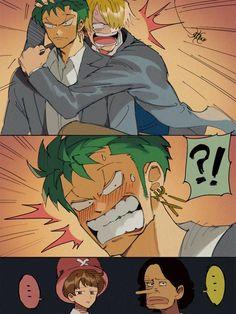 Anime One Piece, One Piece Comic, One Piece Meme, One Piece Funny, Zoro One Piece, One Piece Ship, One Piece Fanart, Roronoa Zoro, Rurouni Kenshin