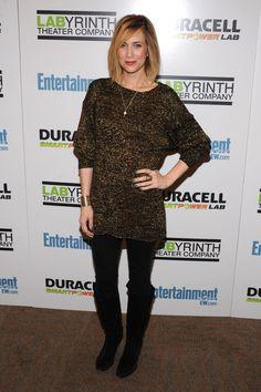 Kristen Wiig Medium Straight Cut