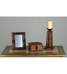 Meyda Tiffany 81193 Parker Poppy Gift Set
