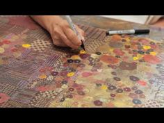 Huguette Caland is a Lebanese artist who was born and raised in Beirut, Lebanon. She moved to Los Angeles 20 years ago. In addition to how an artist approaches her work, this video is also about how she sees enjoying life as an important part of her daily routine.