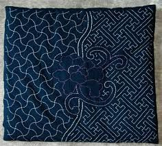 Afbeeldingsresultaat voor shishiko stitch