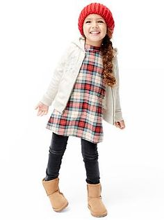 Baby Clothing: Toddler Girl Clothing: Featured Outfits Toddler Girl New Arrivals | Gap
