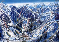 Come enjoy the mountains and the quiet of Solitude. Lake Mountain, Mountain Resort, Brighton Ski, Alta Ski, Vacation Resorts, Ski Resorts, Luxury Condo, Trail Maps, Skiing