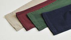 quadro|online store|Narrow Chino Pants : Mens : 23-034T