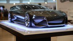 Volvo Opulence concept car vision 2027 par Alexey Semenov