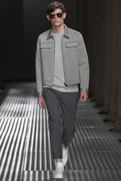 Neil Barrett Men's RTW Spring 2015 - 12