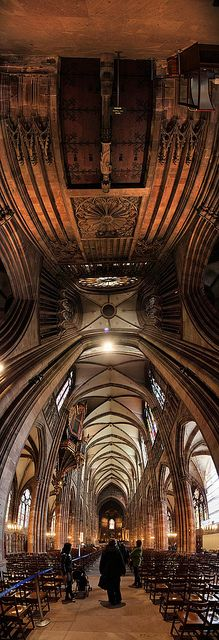 Cathédrale Notre-Dame, Strasbourg, France. | Flickr - Photo Sharing!