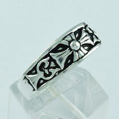 UNIQUE DESIGN PLAIN SILVER 925 HANDMADE STERLING SILVER RING_JAIPUR SILVER INDIA #SilvexImagesIndiaPvtLtd #Band